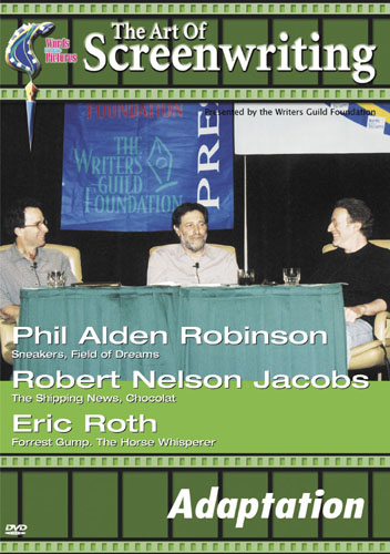 F1117 - Adaptation With Phil Alden Robinson, Robert Nelson Jacobs and Eric Roth