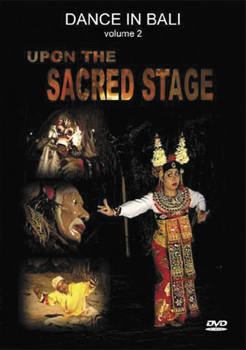 F1153 - Dance In Bali Upon The Sacred Stage