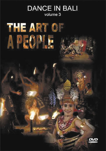 F1154 - Dance In Bali The Art Of A People