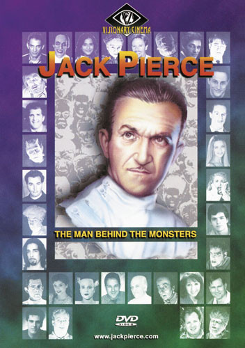 F1171 - Jack Pierce The Man Behind The Monsters