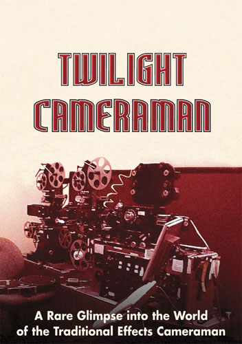 F1191 - Twilight Cameraman The remarkable Craft of Optical Printing