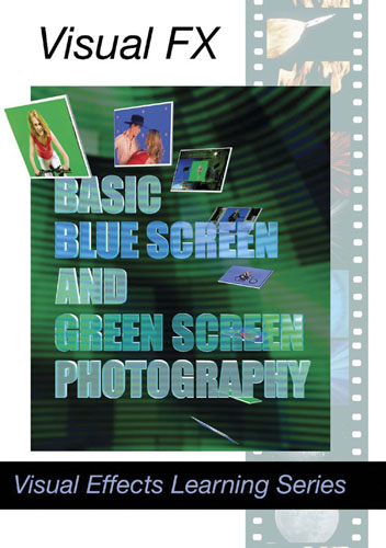 F1193 - Basic Blue Screen & Green Screen Photography Plus