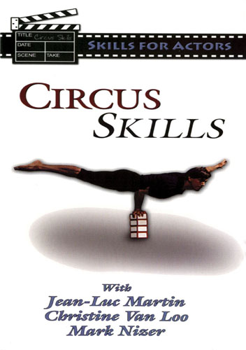 F1260 - Skills For Actors Circus Skills & Techniques