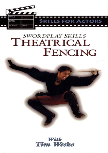 F1263 - Skills For Actors - Swordplay Skills & Theatrical Fencing Techniques