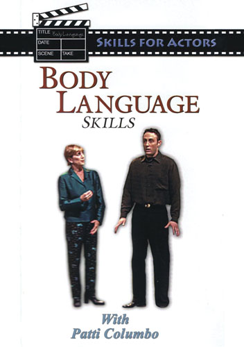 F1268 - Skills For Actors Body Language Skills & Techniques