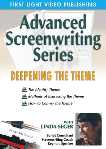 F2602 - Deepening The Theme with Linda Seger