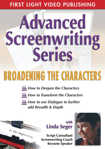 F2603 - Broadening The Characters with Linda Seger