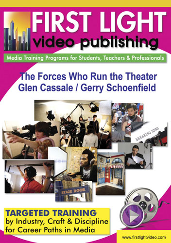 F2640 - Producing For The Theater  Forces Who Run The Theater with Glen Cassale & Gerry Schoenfield
