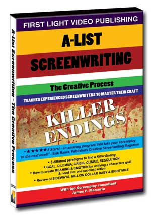 F2688 - Screenwriting Killer Endings