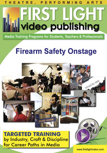 F651 - Firearm Safety Onstage