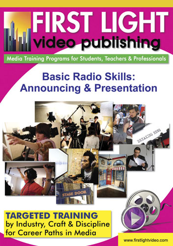 F769 - Basic Radio Skills Announcing And Presentation
