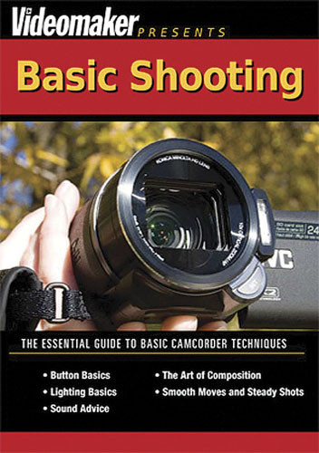 F811 - Video Production Basic Shooting