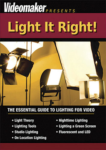 F814 - Video Production Light It Right