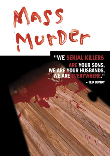 F860 - American Contemporary Theater Mass Murder Enter the Mind of a Serial Killer