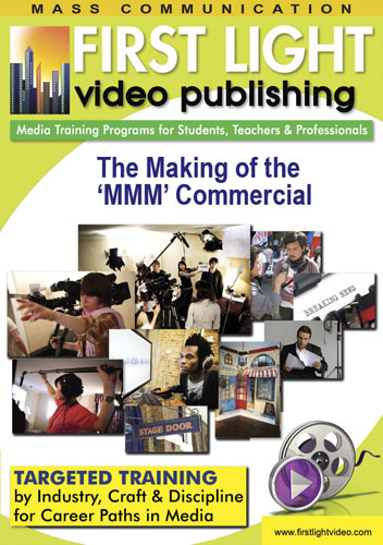 F961 - Making Of The MMM Commercial