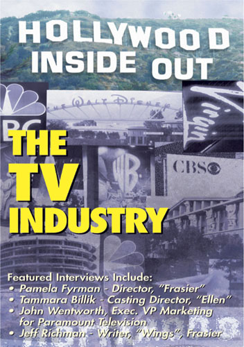 F965 - Hollywood Inside Out The TV Industry
