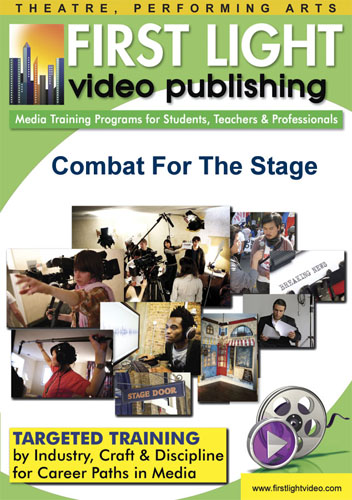 F976 - Combat For The Stage Featuring the Fundamentals of Hand to Hand Combat & Sword Fighting Techniques