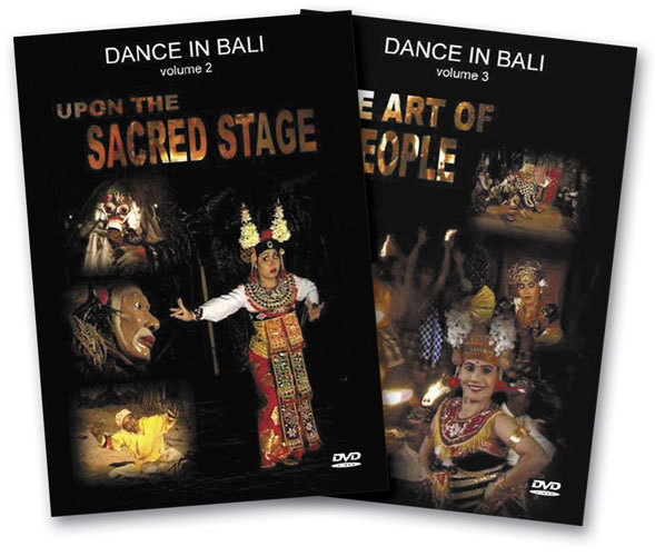 FSETBALI - Dance In Bali 2 DVD Set