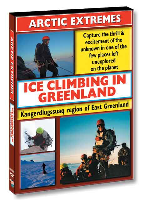 H4604 - Arctic Extremes Ice Climbing In Greenland
