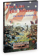 JC86 - The Last Full Measure The Battle of Gettysburg Narrated by Stacy Keach