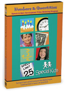 K4026 - Special Kids Learning Series Numbers & Quantities