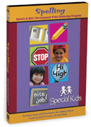 K4028 - Special Kids Learning Series Spelling