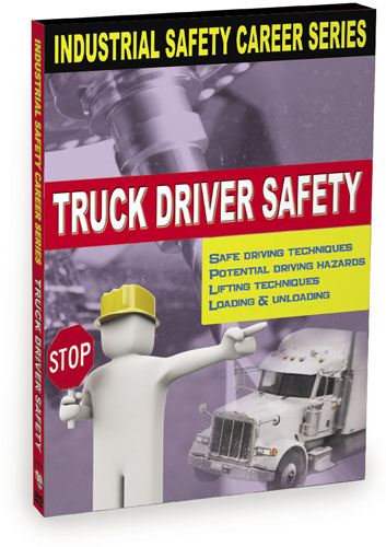 K4409 - Industrial Safety Career Series Truck Driver Safety