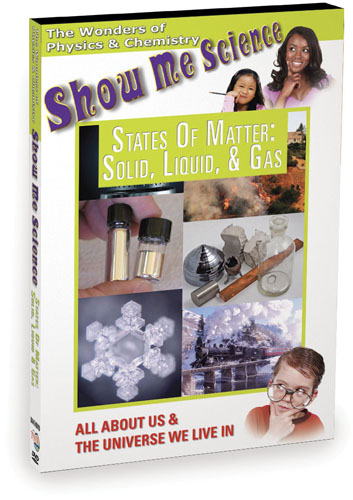 K4414 - States of Matter Solid, Liquid and Gas