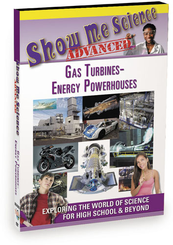K4545 - Gas Turbines Energy Powerhouses
