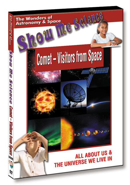 K4561 - Comet ? Visitors from Space