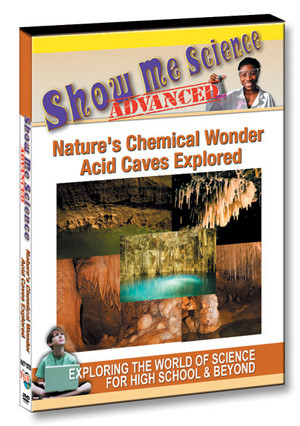 K4571 - Nature's Chemical Wonder Acid Caves Explored