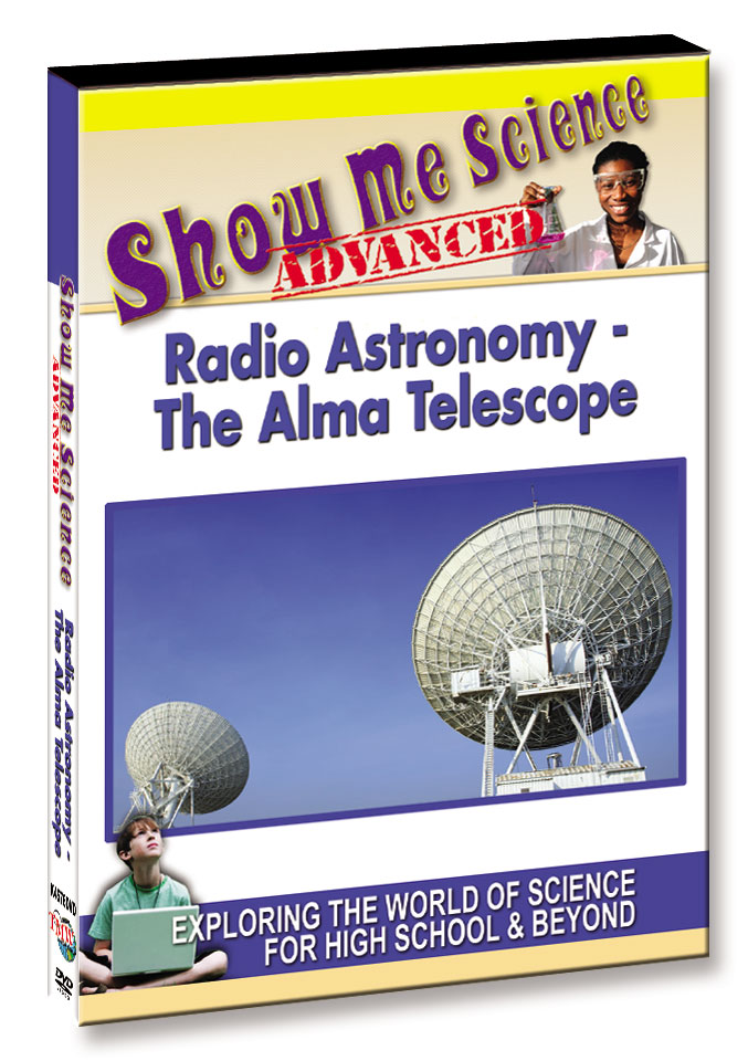 K4576 - Radio Astronomy The Alma Telescope