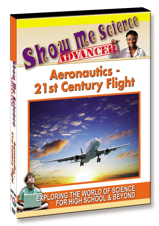 K4577 - Aeronautics  21st Century Flight