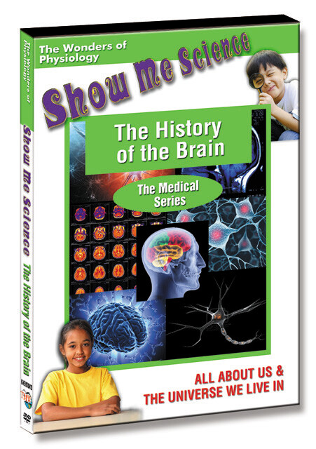 K4583 - The History of the Brain