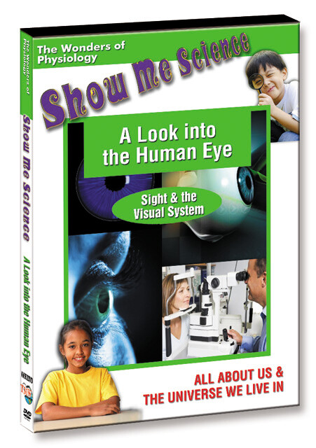 K4592 - A Look Into The Human Eye