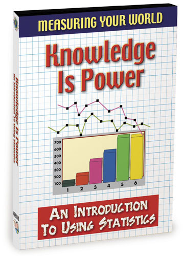 K5051 - Knowledge is Power An Introduction To Using Statistics