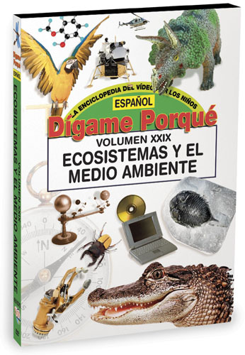 K6515 - Tell Me Why Ecosystems & The Environment Spanish