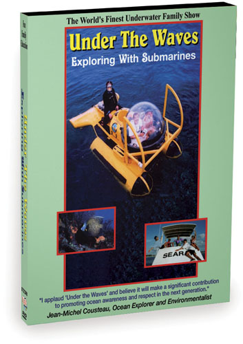 K7522 - Exploring With Submarines