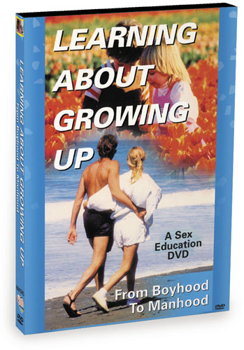 K801 - Learning About Growing Up Boyhood to Manhood