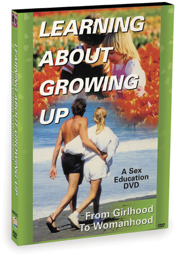 K802 - Learning About Growing Up Girlhood to Womanhood