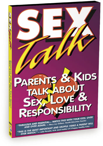 K889 - Sex Talk Parents & Kids Talk About Sexual Responsibility