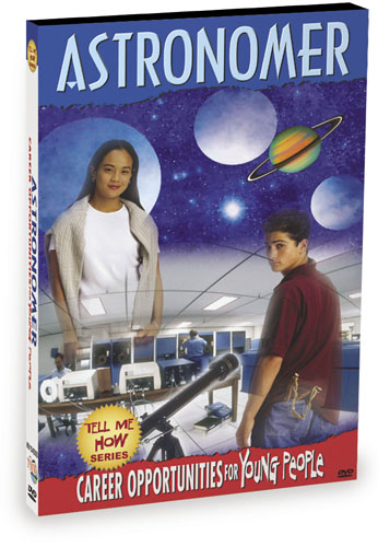 K9154 - Tell Me How Career Series Astronomer