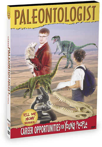 K9159 - Tell Me How Career Series Paleontologist