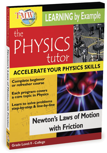 KA8566 - Newtons Laws Of Motion With Friction