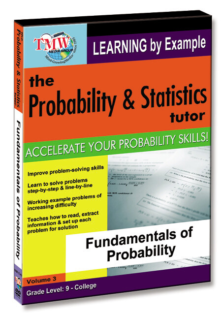 KA8811 - Fundamentals of Probability