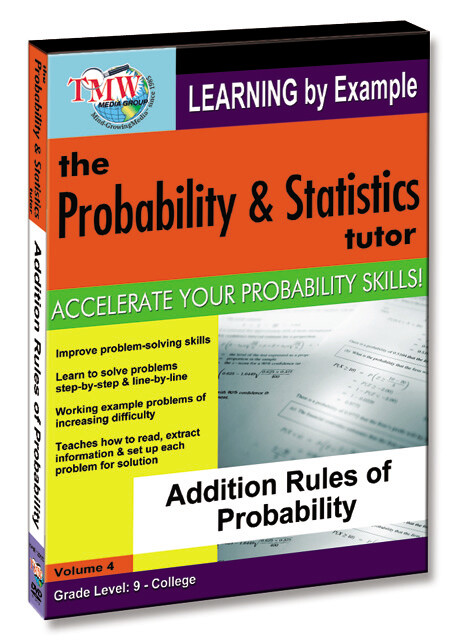 KA8812 - Addition Rules of Probability