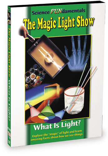 KF520 - The Magic Light Show  What Is Light?