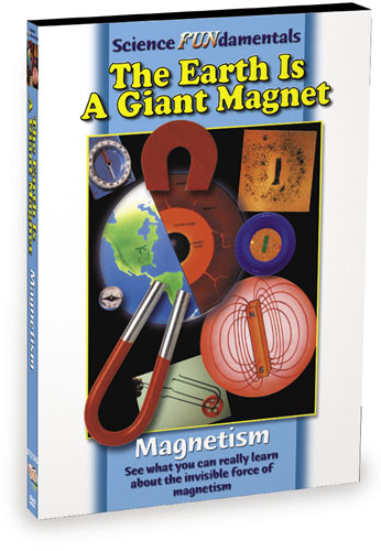 KF521 - The Earth Is A Giant Magnet  Understanding Magnetism