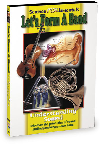 KF522 - Let's Form A Band  Understanding Sound