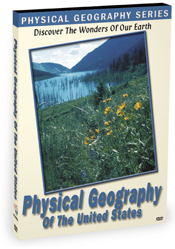 KG1155 - Physical Geography Of The United States